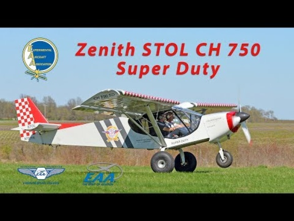EAA Visits the Zenith Aircraft kit factory