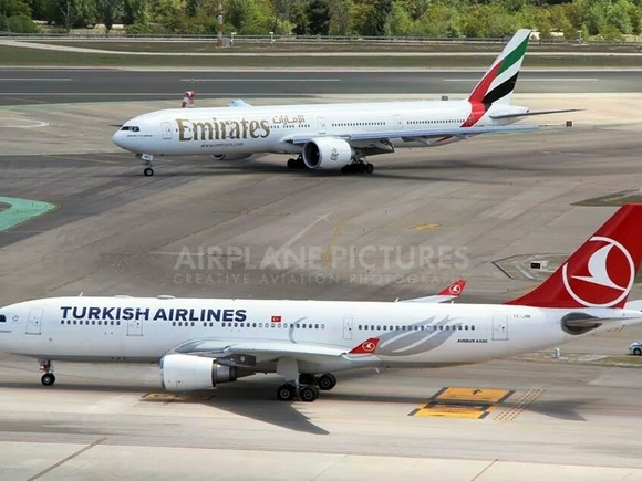 Turkish or Emirates