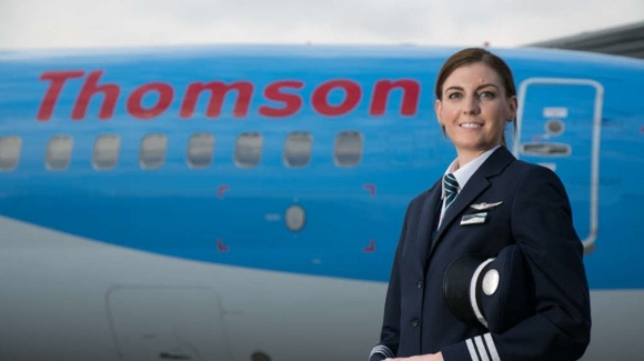 Thomson Airways Calling for More Female Pilots