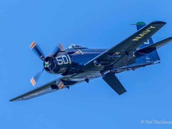 Navy Blue, by Neil Hutchinson