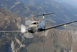 Pilatus Posts Record Revenues