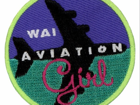 Women in Aviation creates Girl Scout patch