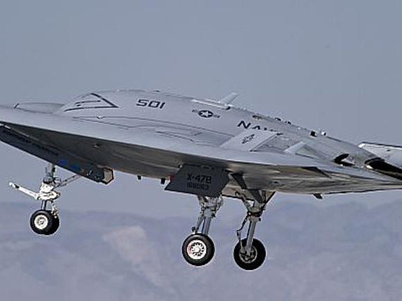 X-47B-UCAS