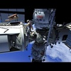 Russian ISS Spacewalk #42 Animation