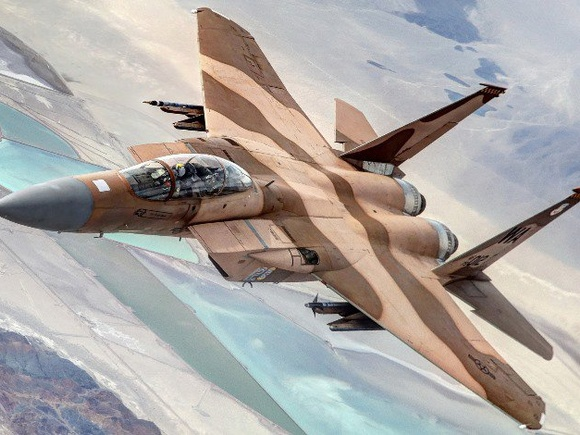 Top Fighter Jets Fighting ISIS in Syria