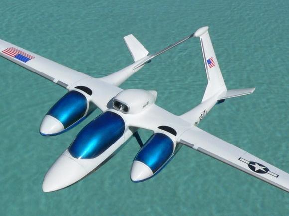 Triton Aircraft Concept