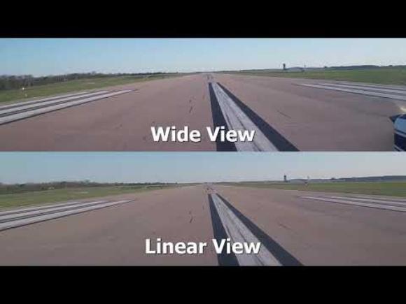 GoPro Session 5 FOV Compare - Split Screen Version