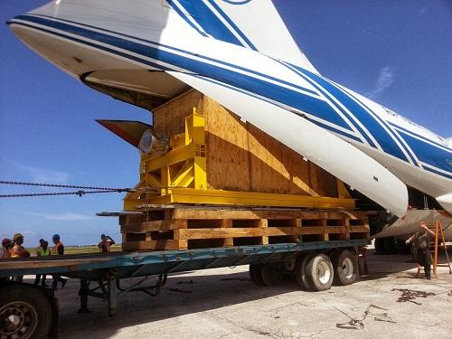 Air cargo broker acb srl