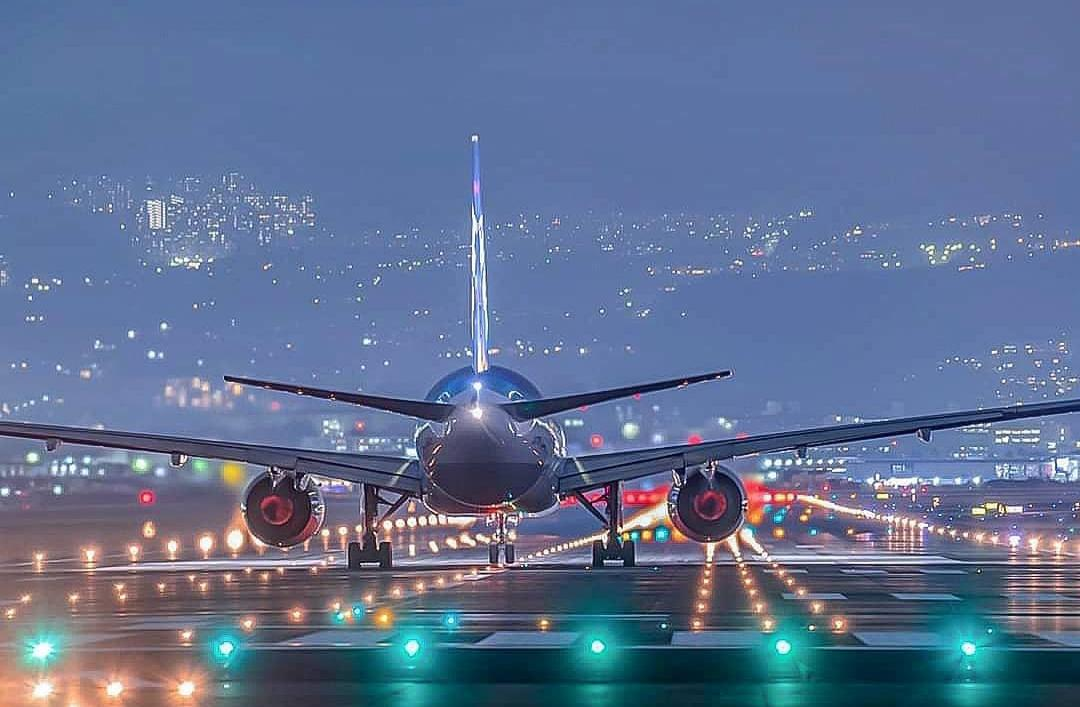 Photo : Boeing 777-281/ER All Nippon Airways,Osaka Itami Int.Airport (By K.Ota)